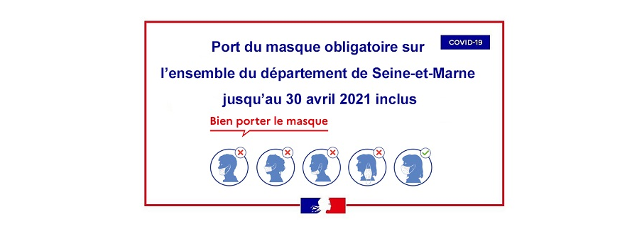 masque 30 avril 2021